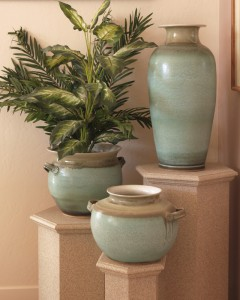 Pottery gorup by Mike Stoy