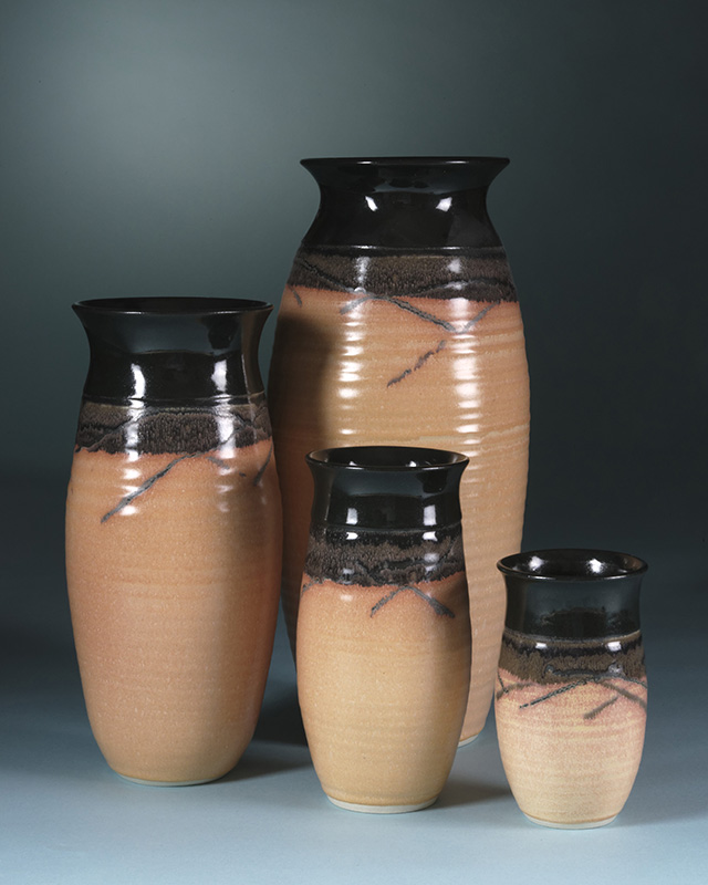 Vase Group by Mike Stoy