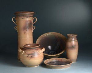 Pottery Group by Mike Stoy