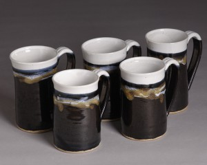 Coffee Mugs by Mike Stoy
