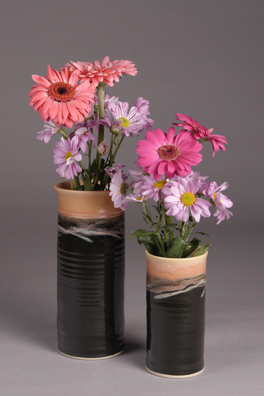 Flower Vases by Mike Stoy