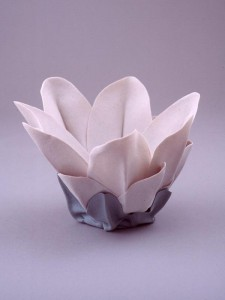 Sculpted Flower by Mike Stoy